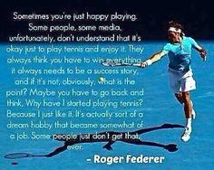Well said Roger, well said!