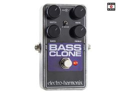 Electro-Harmonix Bass Clone Review Adventurous low-enders back in the day were enhancing their signal chain by introducing guitar effects pedals that gave their tone, as well as the music, a unique texture. And in time, pedal builders began fine-tuning their products to cater to the ... #bassguitartuning