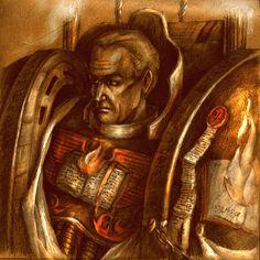 XVII Legion - Lorgar by Noldofinve