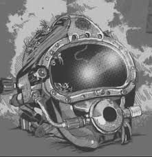 Image result for commercial diver tattoo