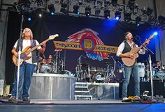 Doobie Brothers in concert (Photo by Peter S. Sakas DVM)
