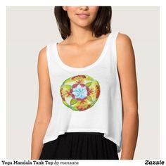Yoga Mandala Tank Top