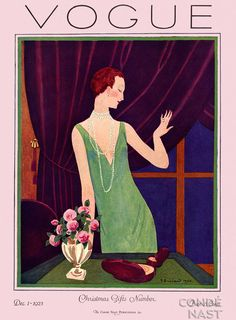 Know your fashion history: Vintage Vogue magazine covers: early covers through… Art Deco Illustration, Mode Vintage Illustration, Illustrations Vintage, Art Deco Posters, Vintage Posters, Poster Prints, Man Ray Photo, Vintage Vogue Covers, Magazin Covers