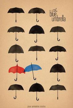 Blue Umbrella, pixar
