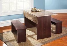 Sauder Dropleaf 3 Pc Table Set Ko Find Furniture