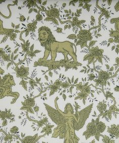 Liberty fabric - Boadicea