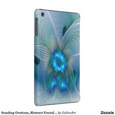Standing Ovations, Abstract Fractal Art iPad Mini Retina Cover