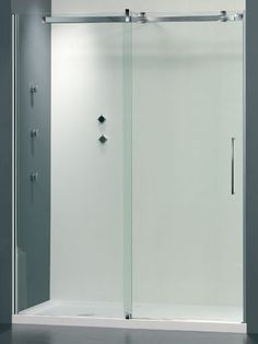 Porta doccia scorrevole con fisso in linea art. 02A - boxdocce2B