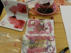 e.b. bunsen, tea journaling