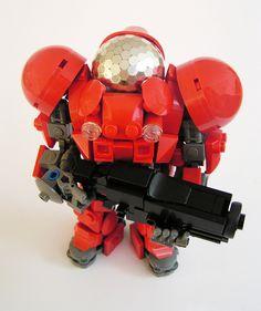 Starcraft II Space Marine by Sven Junga