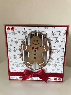 Created using the Cute #Christmas collection by Sara Davies! #crafterscompanion