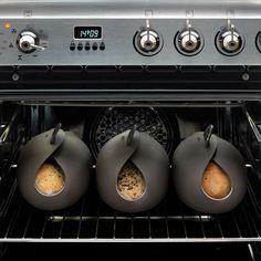 Lékué Brood Maker/Bread maker XL - Zwart