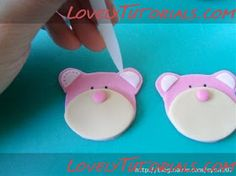 Deborah Hwang Cakes: How to make fondant baby shoes Girl Shower Cake, Baby Shower Cakes, Fondant Baby Shoes, Baby First Birthday Cake, Best Baby Shoes, Shoe Template, Black Fondant, Edible Glue, Hello Kitty Cake
