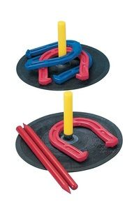 Champion Sports Rubber Horseshoe Set Backyard Party Fun Beach Outdoor Games NEW Outdoor Games, Indoor Outdoor, Backyard Games, Outdoor Play, Indoor Camping, Backyard Patio, Outdoor Living, Fun Games, Games For Kids
