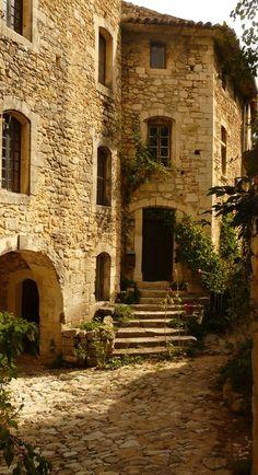 Saint-Rémy-de-Provence, Bouches-du-Rhône (France)