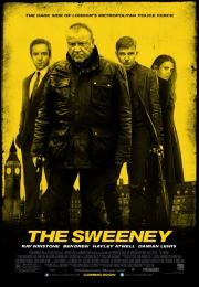"""The Sweeney        The Sweeney      The Sweeney  Ocena:  6.10  Žanr:  Action Crime Drama  """"Act like a criminal to catch a criminal""""Jack Regan is a slobbish old style cop whose unsubtle methods usually get results to the annoyance of internal affairs officer Lewis who would be even more annoyed if he knew that Regan was having an affair with his young wife policewoman Nancy. After Regan disobeys orders and a shoot-out in central London following a bank hold-up ends in carnage he is stripped…"""