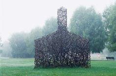 Environmental Art Installations by Jaakko Pernu
