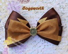 Items similar to Cogsworth hair bow disney princess costume dress Beauty and the Beast hair clip girls Belle dress pearls on Etsy Disney Hair Bows, Disney Dress Up, Disney Outfits, Disney Princess Costumes, Disney Costumes, Bueaty And The Beast, Girls Belle Dress, Cogsworth, Ribbon Bows
