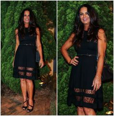 Look Top da Semana: Luiza Brunet | Ângela Bastos