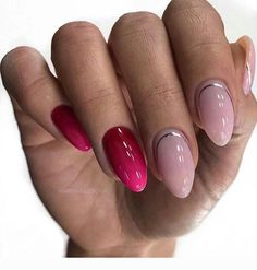 Want to know how to do gel nails at home? Learn the fundamentals with our DIY tutorial that will guide you step by step to professional salon quality nails. Gel Nails At Home, Gel Nail Art, Nail Manicure, Perfect Nails, Gorgeous Nails, Pretty Nails, Hair And Nails, My Nails, Romantic Nails