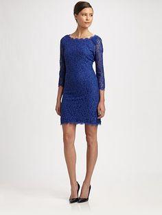 Diane von Furstenberg - Zarita Dress - Saks.com