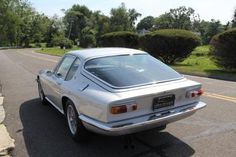 1966 Maserati Mistral | Antique Auto Sales, Classic Cars, Exotic Automobiles | The Classic Car Gallery | Southport, CT