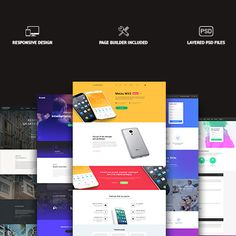 MonsterBundle Landing Page Template  http://www.templatemonster.com/landing-page-template/monsterbundle-landing-page-template-58590.html
