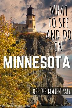The ultimate list of family fun, unique and different things to do in Minnesota. Come see the hidden gems we found! Us Destinations, Amazing Destinations, Family Travel, Family Vacations, Family Trips, Great Vacations, Cool Places To Visit, Places To Travel, Itasca State Park