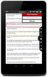 GoClass - Permite compartir los contenidos con los alumnos y mostrarlos en pizarras digitales o en pantallas de ordenador.