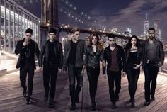 Shadowhunters Malec, Shadowhunters The Mortal Instruments, Clace, Clary Y Jace, Clary Fray, Dominic Sherwood, Shadow Hunters Cast, Idris Brasil, Cassandra Clare Books