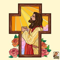 Coloring Apps, Colouring Pics, Adult Coloring, Jesus Christ Painting, Jesus Our Savior, Bible Illustrations, Jesus Pictures, Jesus Pics, God Loves You