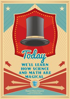 Happy Birthday, Harry Houdini! Did you know that most magic relies on STEM (science, technology, math, and engineering) to dazzle us? Watch this video to learn a math magic trick: http://www.expectmorearizona.org/today/well-learn-how-science-math-are-magical/ #TodayInAZ