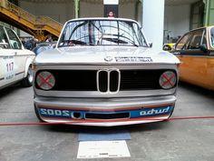 BMW 2002 Turbo. Tour Auto 2013 Paris.