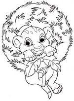 Dibujos Para Colorear Grandes Disney Dibujos de navidad disney