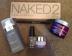 My Current Beauty Product Favorites