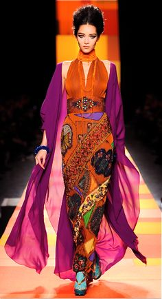 Jean Paul Gaultier Haute Couture Collection 2013
