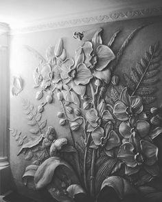#барельеф #красиво #стена #художник