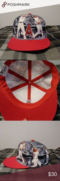 Anaheim Angels baseball cap Never worn, one size fits all hat SMP Accessories Hats