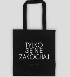 Torebka bawełniana od http://tomishop.pl