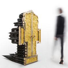 Les meubles monuments de Studio Job studio job meuble monument celebre 04