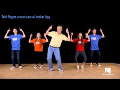 """John Jacobson and friends show us how to dance to the song """"Music to My Ears"""" by John Jacobson and Mac Huff and featured in the August/September 2014 issue o. Class Activities, Physical Activities, Girl Scout Songs, Whole Brain Teaching, Music And Movement, Dance Lessons, Brain Breaks, Songs To Sing, Educational Videos"""