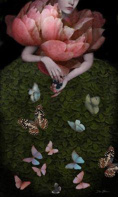 Fantasy Art and Surrealism by Daria Petrilli Daria, Digital Artwork, Surreal Art, Art For Art Sake, Whimsical Art, Surrealism, Contemporary Art, Beautiful Art, Christian Schloe