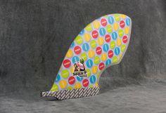 """Siren """"Deep 7"""" Ultra Light Standup Paddleboard Fin: It Floats!"""