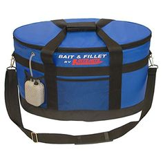RITE-HITE Bait and Fillet Cooler - Includes Cutting Board with Clamp, Aerator and Removeable Cooler. Use as a Livewell when Fishing to Keep Bait Alive and Your Catch Fresh *** Click on the image for additional details.