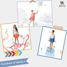 """""""FlashBack of Spring 2016"""" Try out SbuyS latest trends for your colorful Spring summer'16 Shop Now @ http://www.sbuys.in #sbuys #flashback #spring2016 #womenswear #stylediva #latesttrends #fashionistas #newcollection"""