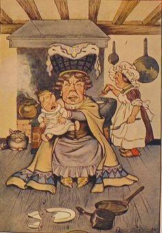Milo Winter, Alice in Wonderland, 1916