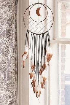 30+ Beautiful and Stunning Dream Catcher Ideas - For Creative Juice