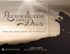 "Check out new work on my @Behance portfolio: ""Reconciliação com Deus"" http://be.net/gallery/36882347/Reconciliacao-com-Deus"