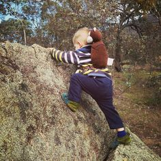 Climbing in Soft Star moccasins! Handmade in Oregon #softstarshoes