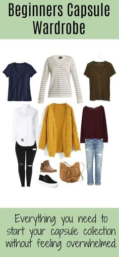 Start a Spring Capsule Wardrobe for Beingnners Women s Wardrobe Essentials ce1d705ee